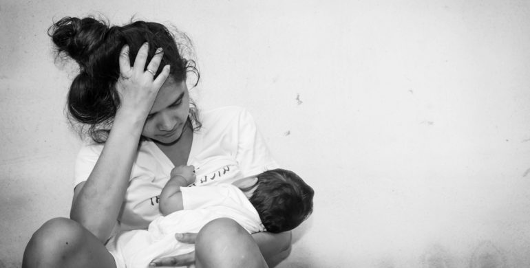 The Trauma Of Parenthood >> Mental Health In Motherhood Our Stories Driving Mom Crazy