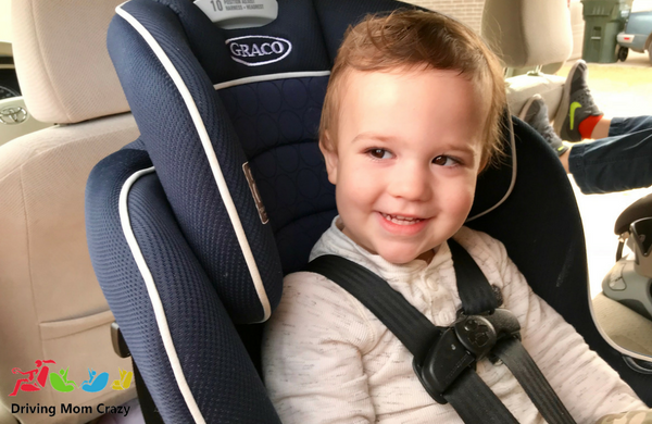 A Surprisingly Simple Hack To Tighten Car Seat Straps